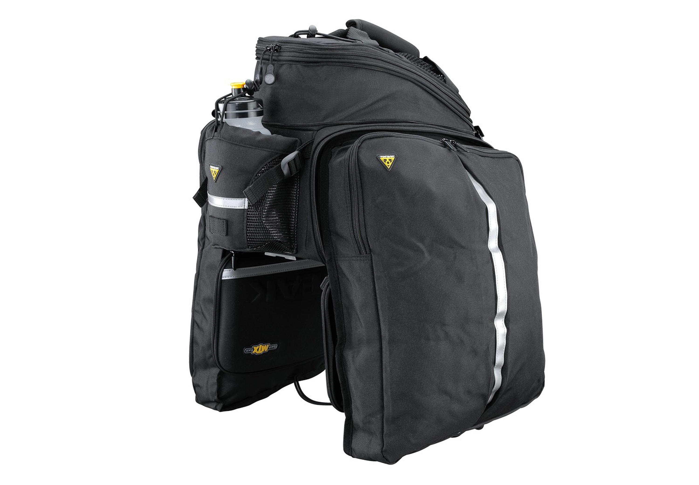 be6de1185e2f Быстросъемная водонепроницаемая сумка с универсальным креплением к любому  багажнику при помощи лент-липучек. Объем центрального отделения  увеличивается при ...