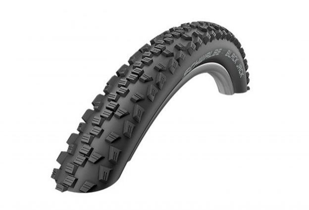 Покрышка Schwalbe BLACK JACK K-Guard 16×1,90″ (47–305)